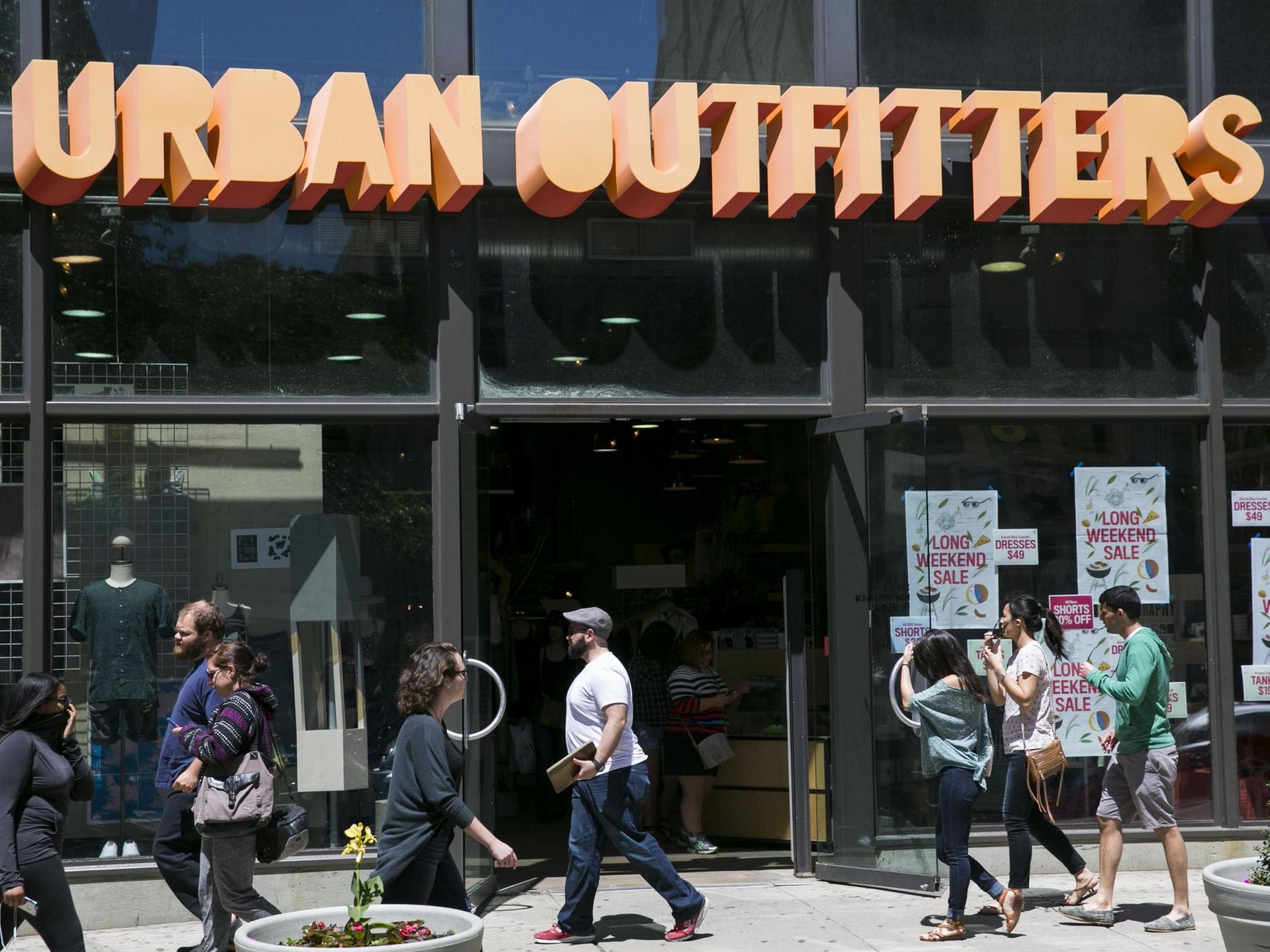 Urban Outfittera